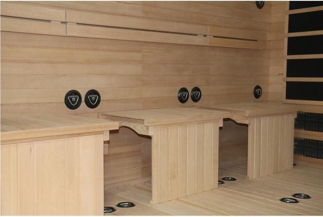 Studio FitBomb benches