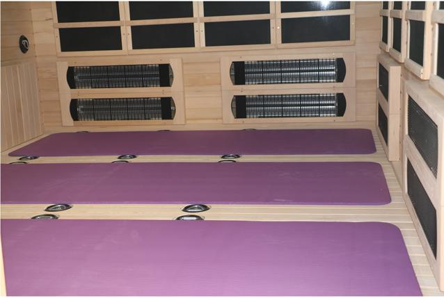 Studio FitBomb yoga